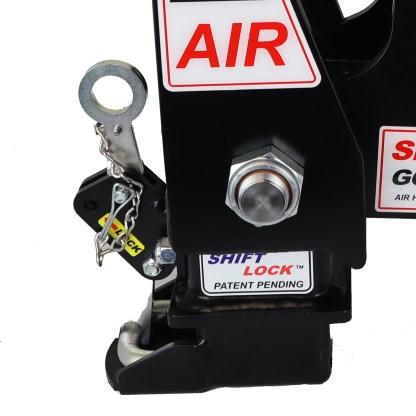 Shocker Shift Lock 30K Gooseneck Coupler