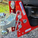 Shocker 12K Air Hitch Installed