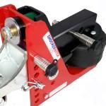 2 Pack - Shocker Locking Hitch Pin & 1 Ball Mount Attachment Lock