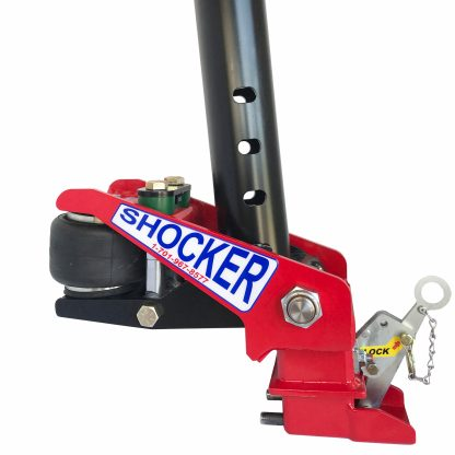 Gooseneck Surge Air Hitch Shift Lock Coupler