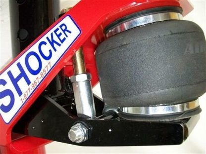 Air Ride Technology for Gooseneck Trailers