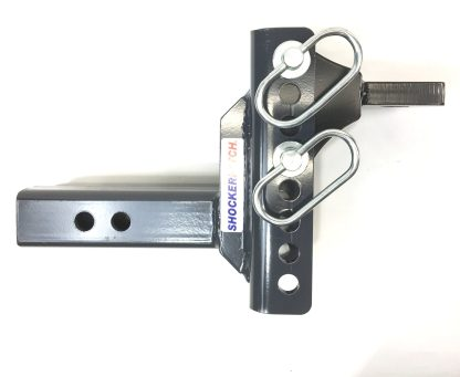 SH-XR100-350 Shocker XR Adjustable Drawbar Ball Mount Up