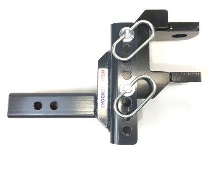 SHXR100360 Shocker XR Adjustable Clevis Ball Mount Up