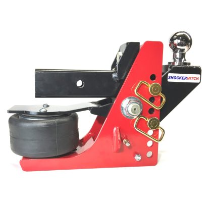 Shocker Air Hitch with Raised Ball Mount 12K Capacity