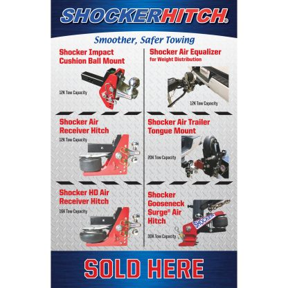 Shocker Hitch Sold Here Poster
