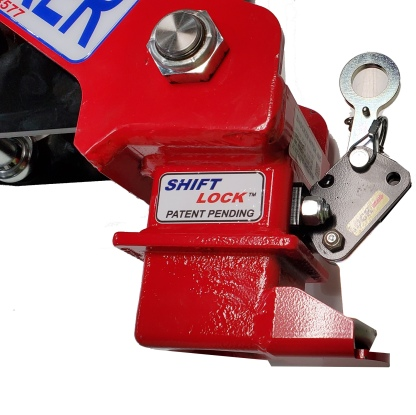 Shift Lock Gooseneck Coupler 30000 lbs