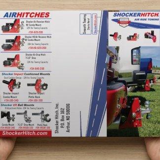 Shocker Hitch Brochure Front