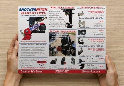 Shocker Hitch Brochure Inside