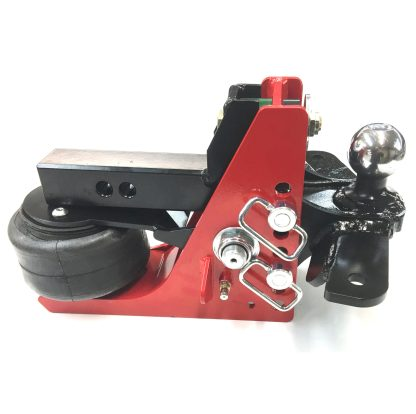 Shocker Air Hitch with Sway Bar Combo Ball Mount