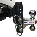 XR Base with Combo Ball Mount (combo sold separately)