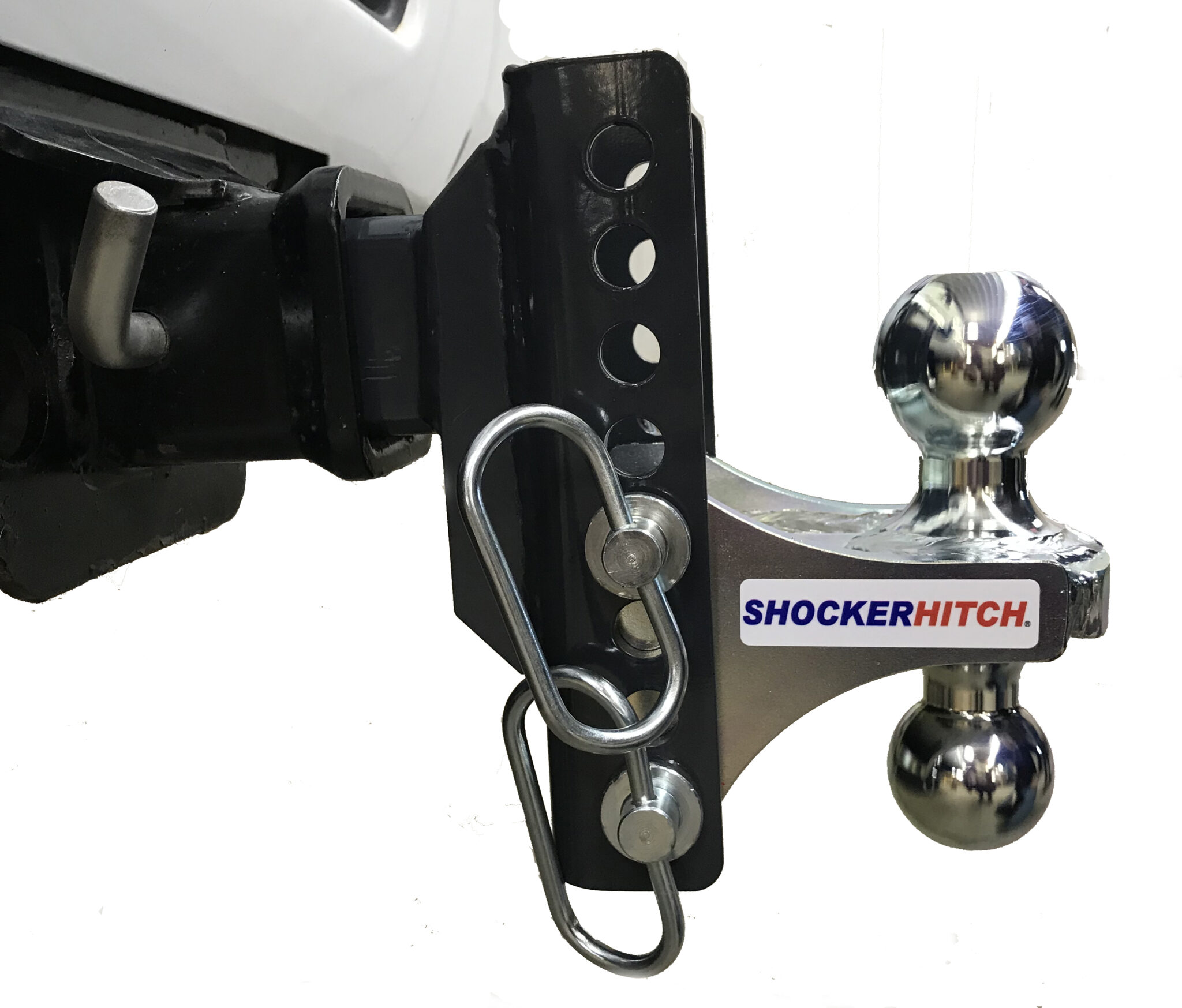 Shocker Solid Adjustable Ball Mounts
