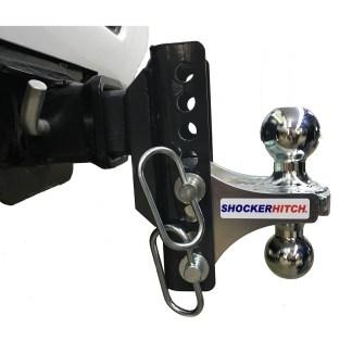Shocker XR Adjustable Ball Mounts