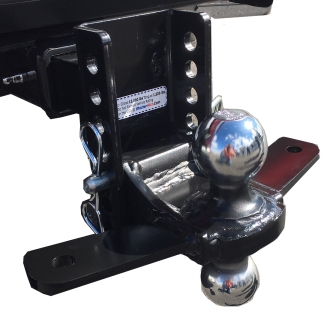 XR combo ball with sway bar tabs