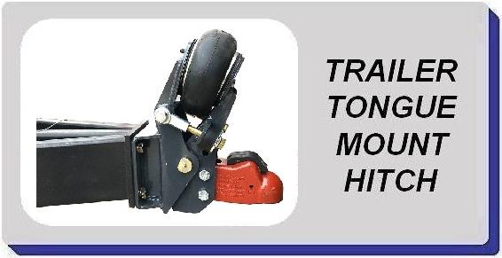 Shocker Trailer Tongue Mount Coupler Hitch Setup Instructions