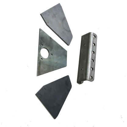 Weld On Vertical Channel Trailer Tongue Components